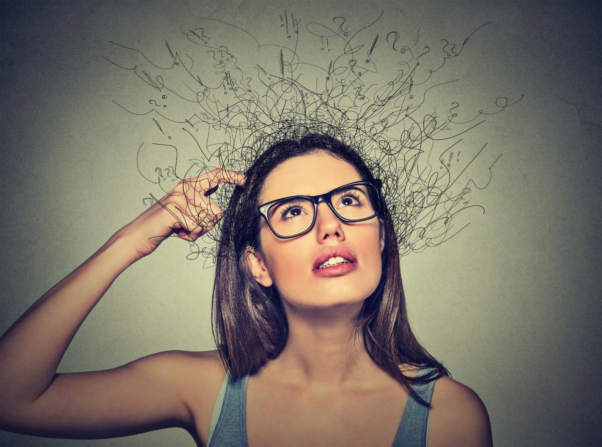Имате проблем с концентрацията и паметта.