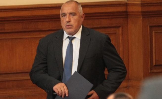 Борисов за Търговския регистър: Кризата е преодоляна