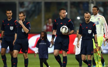 Турчин ще води мача на Лудогорец за Лига Европа