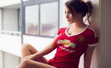 Най-секси фенката на Юнайтед идва от Фарьорите