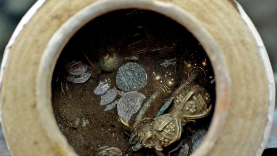 Откриха съкровище в затвора в Плевен
