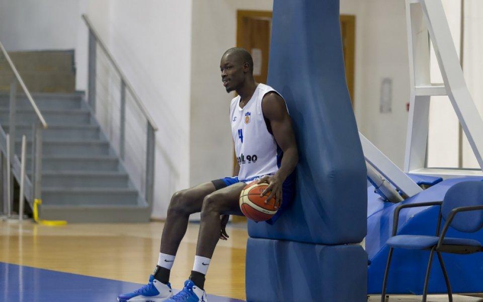 Рилски спортист привлече център от Сенегал