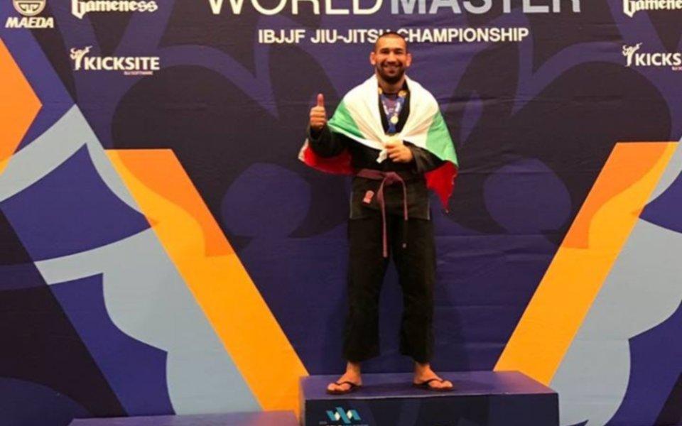 Българин стана световен шампион по бразилско жиу-житцу