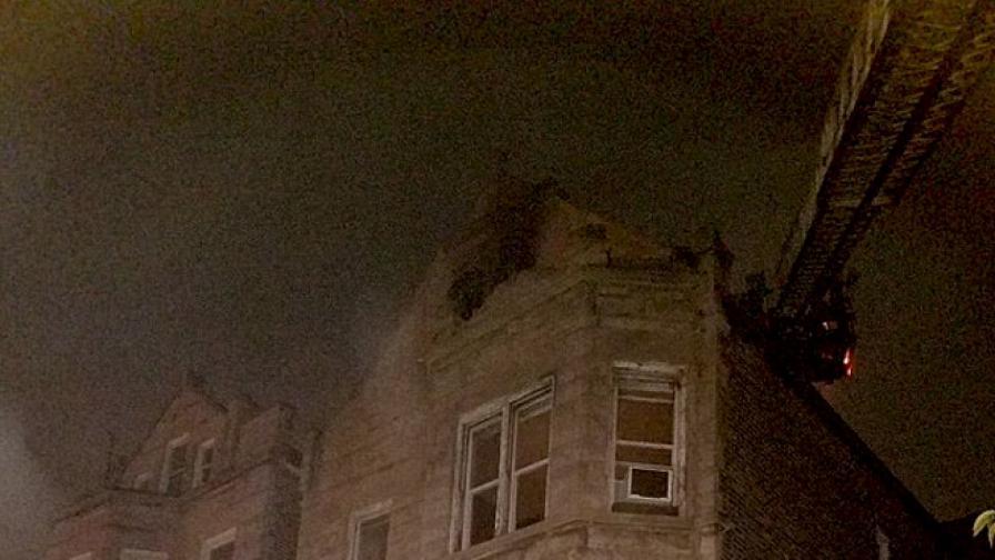 Пожар в Чикаго: 8 загинали, от които 6 деца и бебе