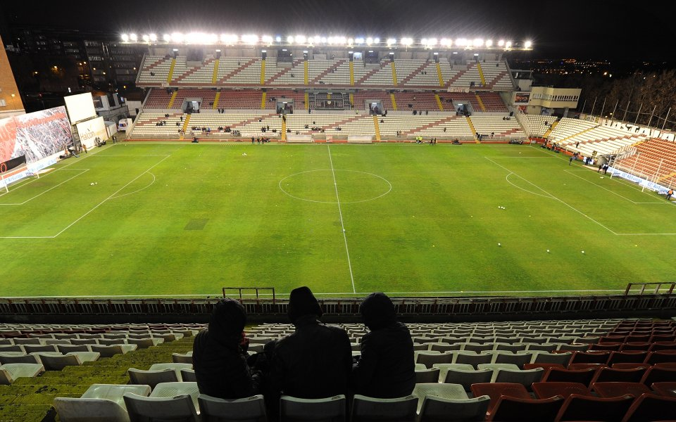 Затварят стадиона на Райо Валекано