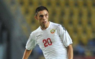 Мариян Огнянов се върна в родния Левски