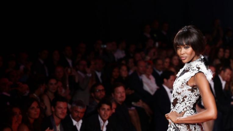 Наоми Кембъл агресия модни икони