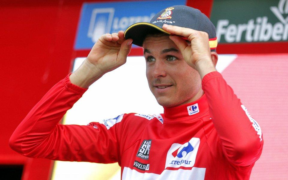 Французин спечели шестия етап на колоездачната Обиколка на Испания