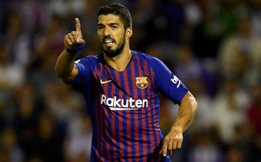 Луис Суарес иска да завърши кариерата си в Барселона