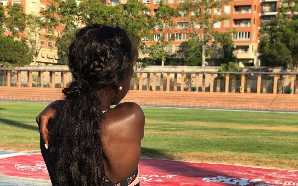 Скачачка със сенегалски корени е испанска надежда за Токио