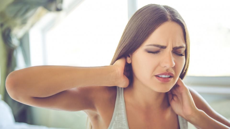 жена болка работа стрес