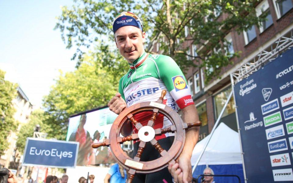 Втора етапна победа за Вивиани във Вуелтата
