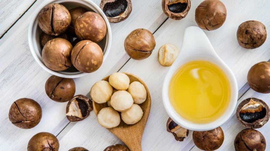 Ядката, която намалява холестерола