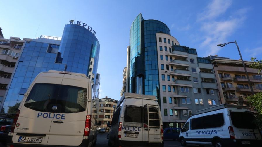 Арестуваха алкохолния бос Миню Стайков и син на кмет