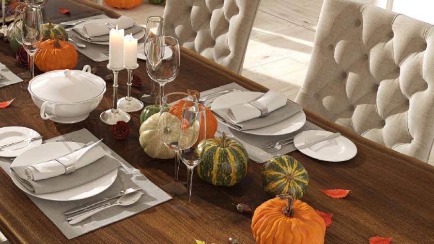 Как да впечатлим гостите си с идеална маса