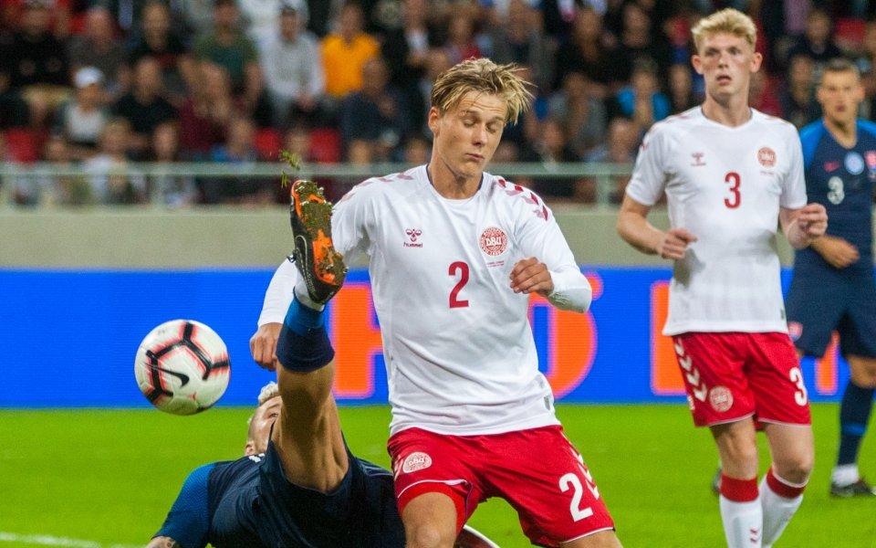 Призрачната Дания, която сътвори най-сюрреалистичния мач