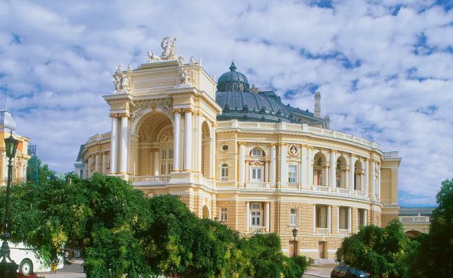 Одеса – една от перлите в короната на Черно море