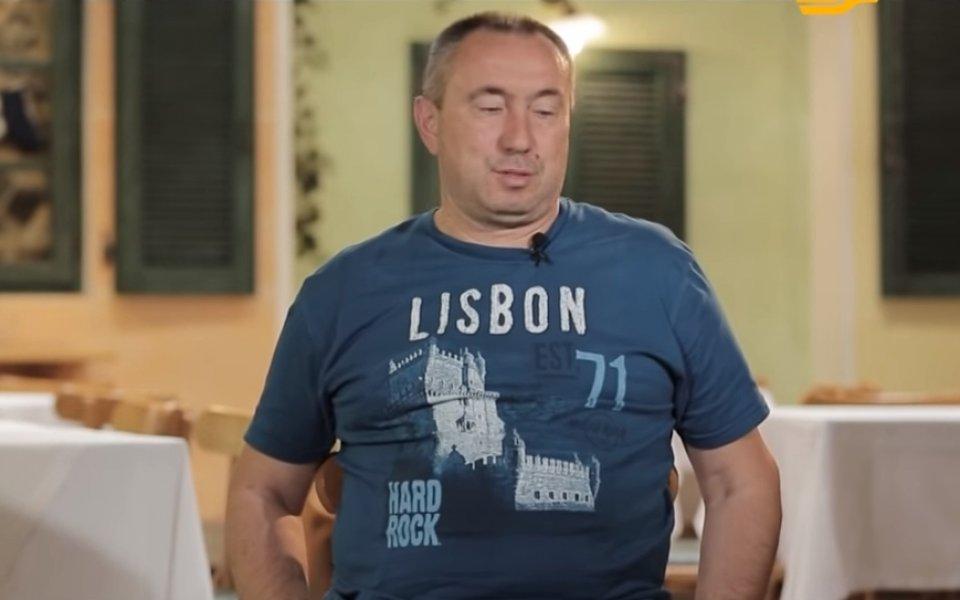 В Казахстан излезе филм за Мъри Стоилов (видео)