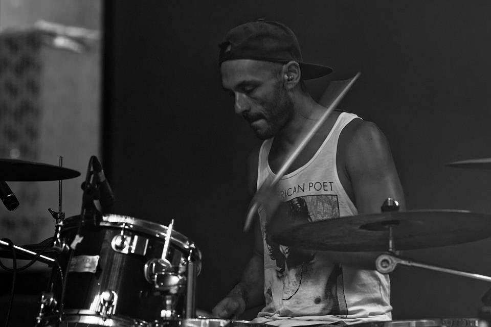 Росен Ватев - барабанист