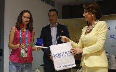 Илиана Раева: Осъществих една моя мечта