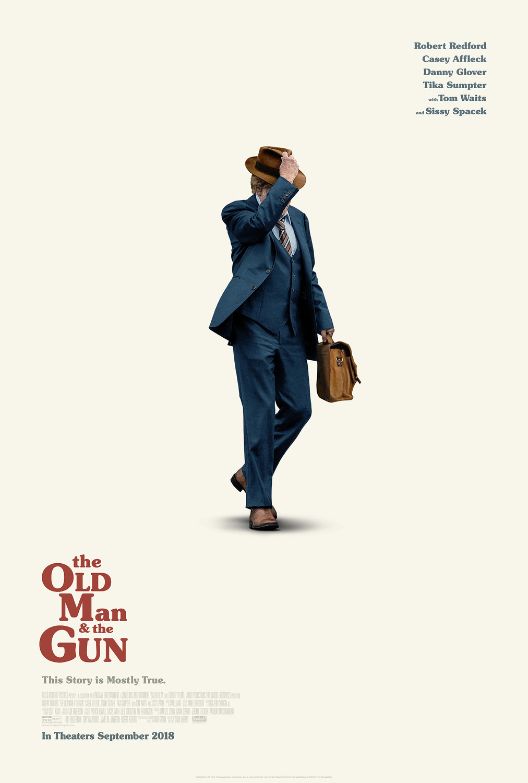 9. The Old Man & the Gun – САЩ; Режисьор: Дейвид Лоури; В ролите: Робърт Редфорд, Кейси Афлек, Сиси Спасек