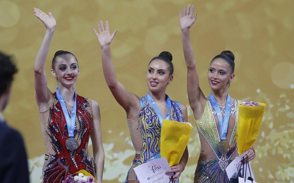 Голямо браво! Първи медал за България на Световното в София
