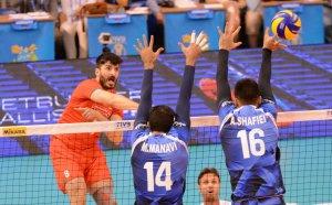 Следете с нас: Прекрасно начало на България срещу Иран