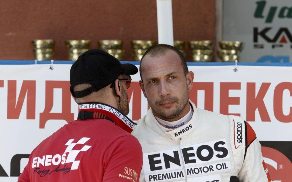 Константин Маршавелов с четвърти старт за сезона