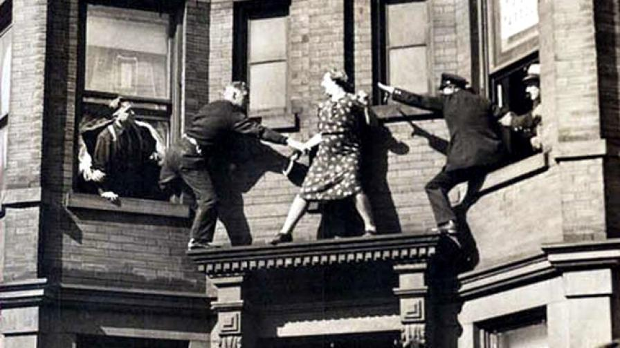 1942: Три ченгета и една жена в драма на живот и смърт