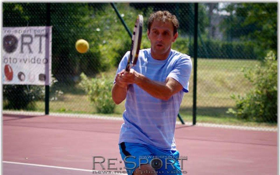 Цветан Иванов записа втора титла при най-добрите в Интерактив тенис