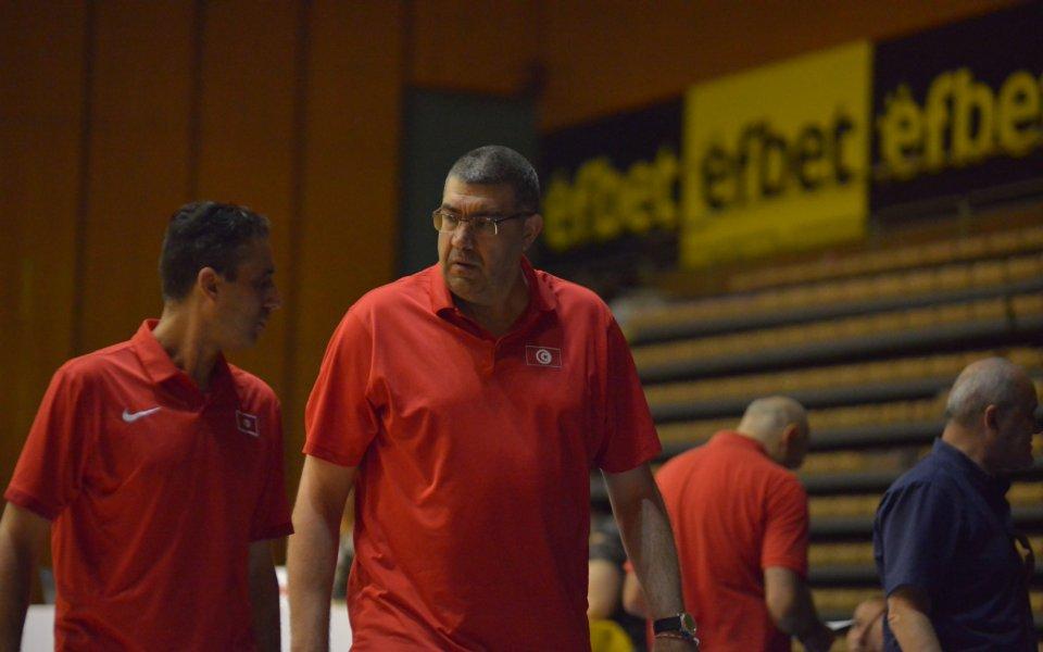 Български треньор и Тунис вече с виза за Световното