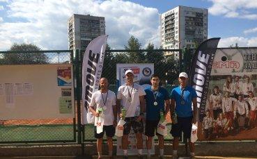 Божилов и Чергов спечелиха петия турнир от