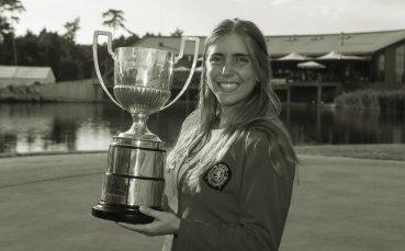 Ужас: Убиха 22-годишна европейска шампионка по голф