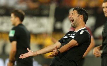 Ултиматум към Илия Груев: 6 точки от 3 мача или уволнение