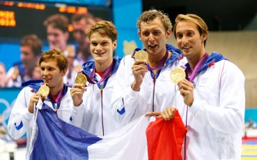 Френски плувец се завръща в търсене на златен медал