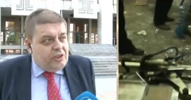 Адвокатът на Иван Димитров, коментира пред NOVA, че не вижда