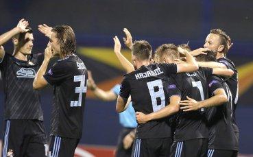 Победно начало за Динамо Загреб и Търнава в групите на ЛЕ