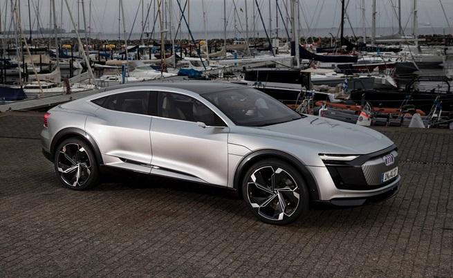 Audi пуска 12 електромобила до 2025 г.