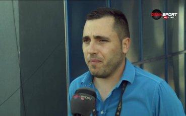 Цветомир Младенов: Който и да е треньор, футболистите сами трябва да си помогнат