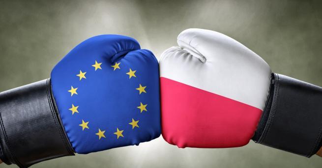 Европейската комисия съобщи днес, че предава Полша на Съда на