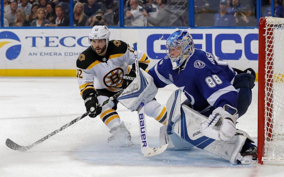 Джонта прекрати кариерата след 16 сезона в НХЛ