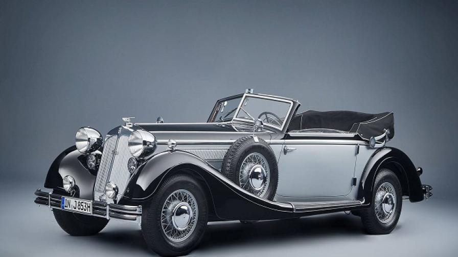 Audi отговаря на Maybach: възражда името Horch