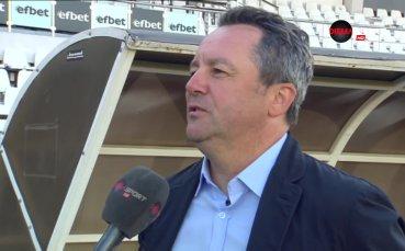 Стоянович: Не съм доволен от началото, треньорът на ЦСКА е лукав