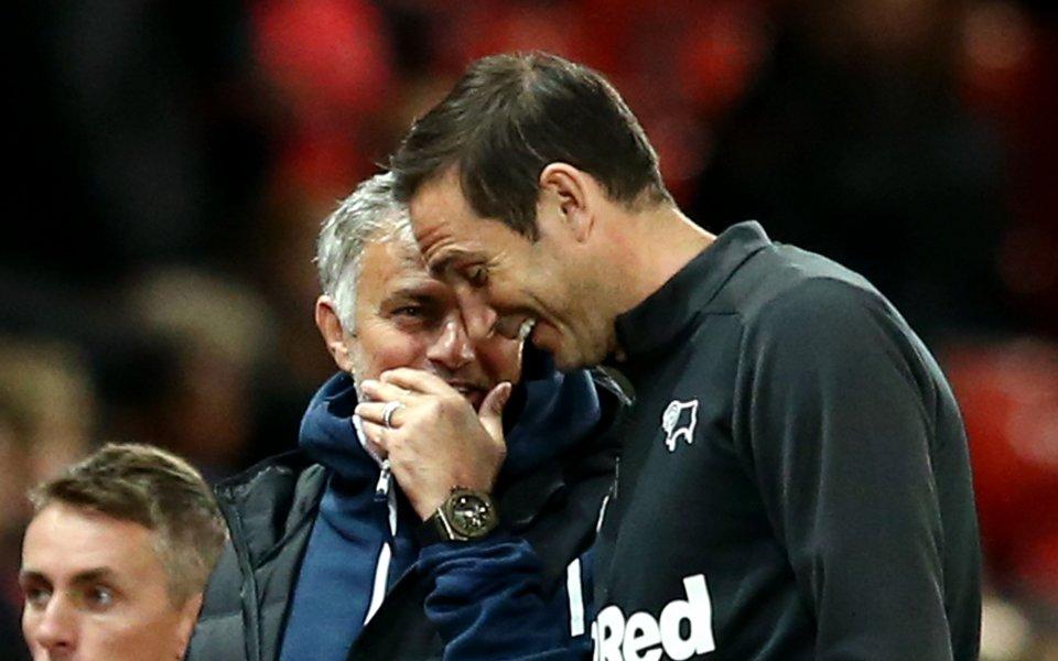 Бившият мениджър на Челси Жозе Моуриньо заяви, че сегашният наставник