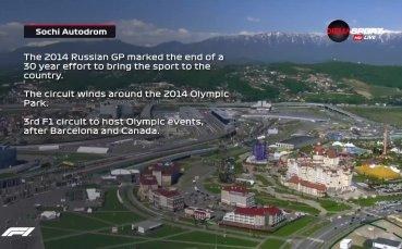 Сочи може да посрещне два етапа от Ф1 през сезон 2020