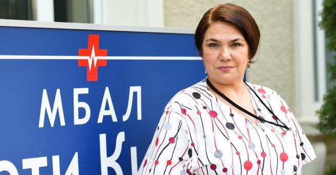 Снимка: Марта Вачкова: Освен приятел, Владо Пенев ми е и любим актьор