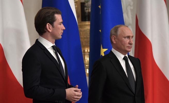 Путин даде България като назидателен пример за Европа