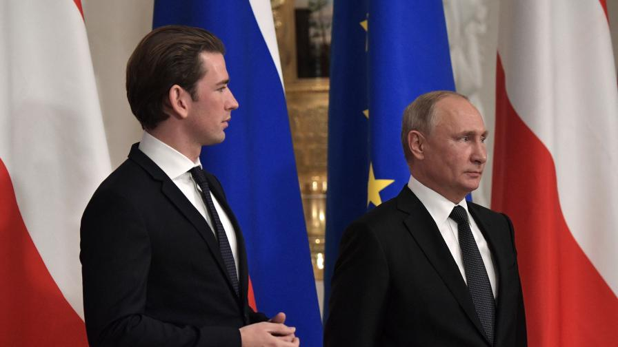 <p>Путин даде България като назидателен пример за Европа</p>