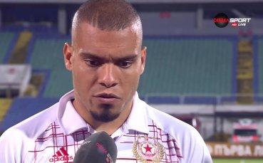 Играчът на мача Мауридес: Много важна победа