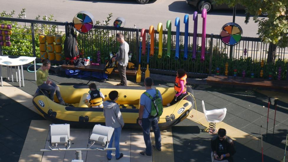 - Детският приключенски фестивал в Музейко - Аdventure Kids, срещна малките почитатели на екстремните спортове и опитни приключенци с вълнуващи истории...